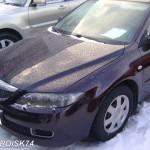 Mazda 6 поиск автомобиля за 400 000 рублей на автомате.