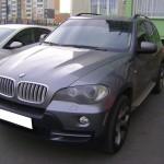 BMW X5, как друг купил мечту?