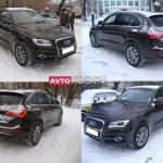 Audi Q5 осмотр