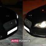Осмотр Jaguar XF в Челябинске.