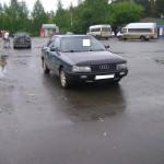 Audi 80. Старые немецкие машины, в каком они состоянии?