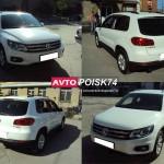 Volkswagen Tiguan. Как купили машину с Екатеринбурга?