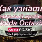 Как узнать реальный пробег Skoda Octavia? Смотан ли пробег? И каким оборудованием можно найти реальный пробег?