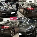 Покупка Porsche Panamera Turbo. Б/у автомобиль с гарантией Porsche.