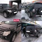 Автоподбор Mitsubishi Pajero IV. 895 000 рублей.