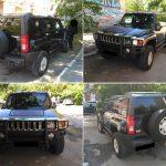 Toyota Prado 120-150. Hummer H3. Jeep Compass. Что купить?