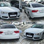Купленные авто и их состояние — Audi A5. Audi A4. BMW GT3. Audi A5 Sportback.