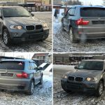 В каком состоянии покупаются старые машины — BMW X5 E70, Audi Q5.